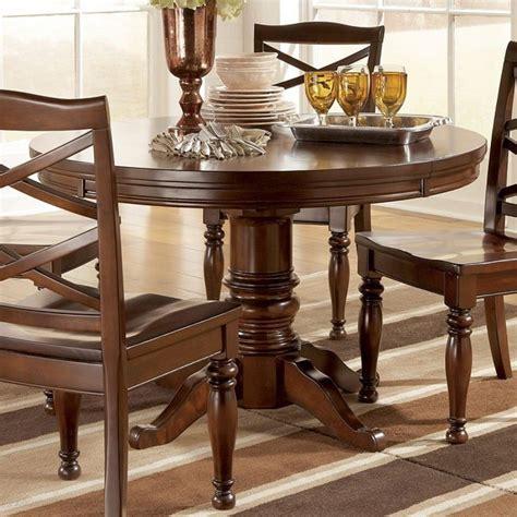 porter dining room set  oval table millennium