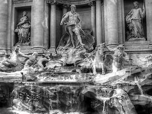 Trevi Fountain - Rome - Italy Photograph by Bruce Friedman