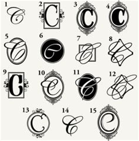 letter  monogram clipart clipground