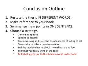 Write Conclusion Paragraph Essay Throughout    Outstanding An     wikiHow