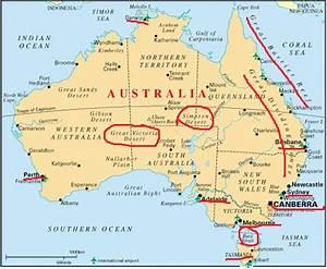 Upsc Exam Preparation  Revising World Geography Through Maps