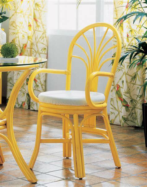 chaises accoudoirs chaise en rotin avec accoudoirs brin d 39 ouest