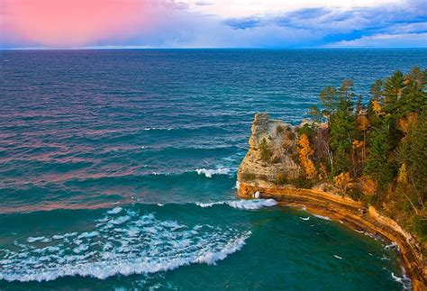 Best Pictured Rocks Boat Tour by Pictured Rocks National Lakeshore Lakes Peninsula
