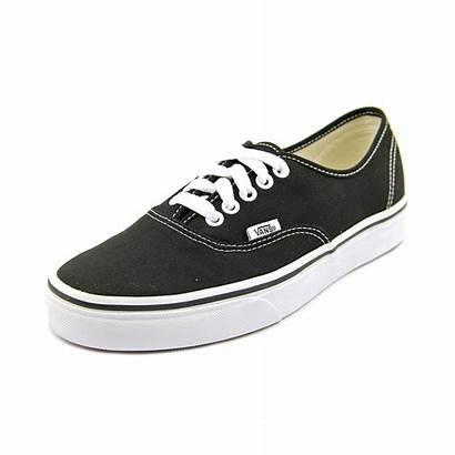 Vans Authentic Sneakers Canvas Shoes Toe Round
