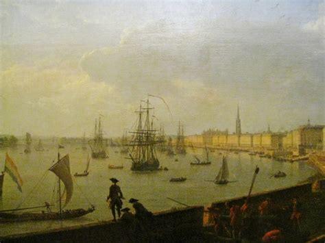 vue du port de bordeaux tableau de joseph vernet