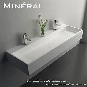 Plan Suspendu Pour Vasque : 1000 images about meuble salle de bain on pinterest ~ Teatrodelosmanantiales.com Idées de Décoration