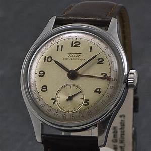 Tissot Pointer Date - Manual - Anno 1944