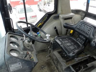 case ih  tractor mfwd cab loader penner auctions