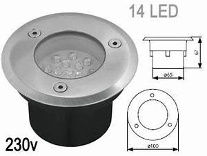 Spot Enterre Exterieur : prix du odrog7010 sur la boutique electronique fcosinus ~ Edinachiropracticcenter.com Idées de Décoration