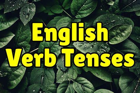 English Verb Tenses - Espresso English
