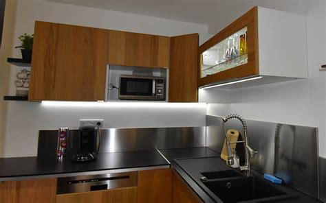 eclairage de cuisine led choisir eclairage led cuisine