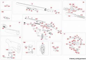Beretta U00ae A400 Xcel Schematic