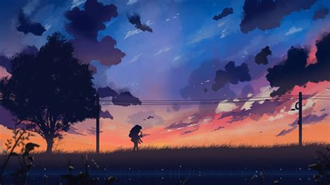 Anime Wallpaper 3840x2160 - anime landscape wallpapers 71 pictures
