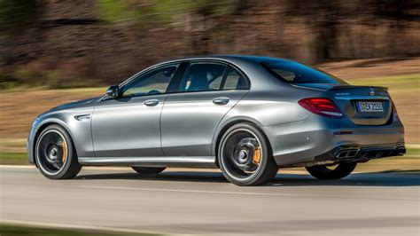 Mercedes-amg E63 S 4matic+ (2017) Review