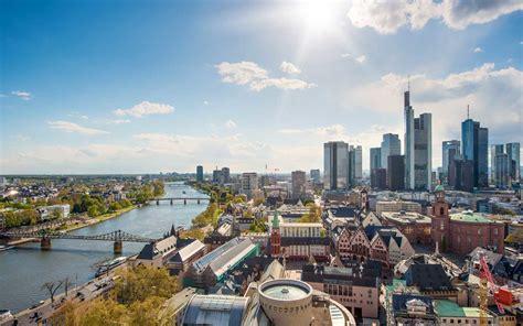 frankfurt germany travel leisure