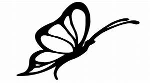 Butterfly Silhouette - Cliparts.co