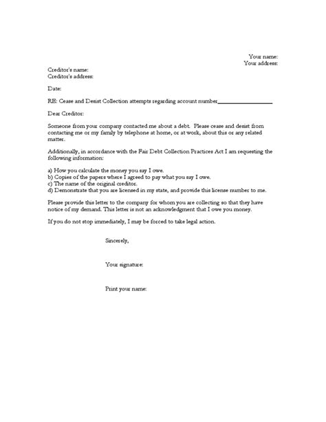 sle cease and desist letter defamation of character letter template 28 images sle