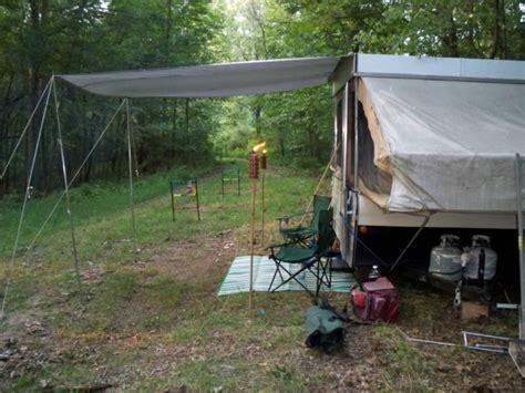 Homemade Canopy Tent & Truck