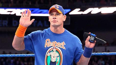 John Cena returns to WWE Smackdown   WWE News   Sky Sports