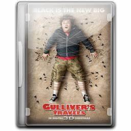 The Gullivers Travel v3 Icon - English Movie Icons 2 ...