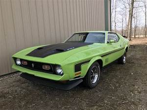 RM Sotheby's - 1971 Ford Mustang Mach 1 | Auburn Spring 2018