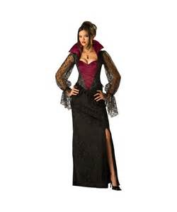 Midnight Vampiress Women Costume
