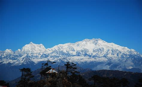 Top 10 Highest Mountain Peaks Of India