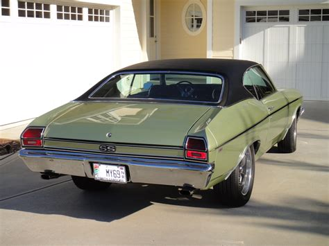 Caught On Craigslist 1969 Chevelle Ss