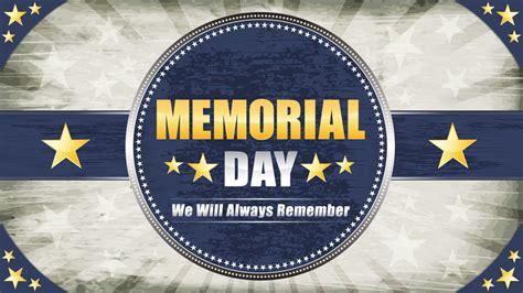 memorial day background memorial day honors