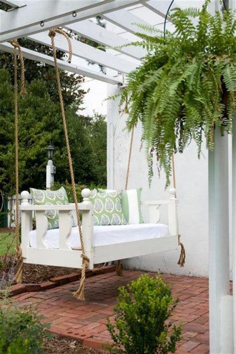 avari bed porch swing  vintage porch swings charleston sc traditional porch