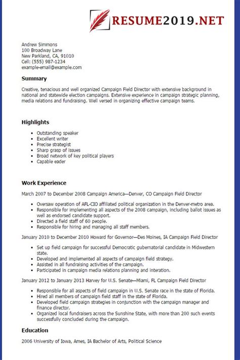 latest resume format  templates  examples