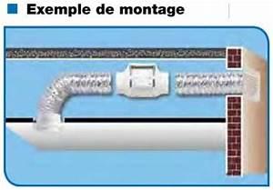 Extracteur D Air Electrique : unelvent td500 150 extracteur d 39 air conduit 250456 td 500 150 ~ Premium-room.com Idées de Décoration