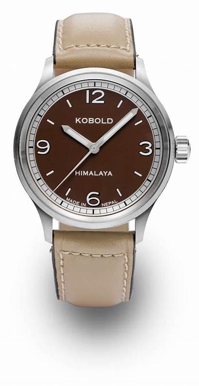 Kobold Watches Himalaya Nepal Retro Mechanical Timekeeper