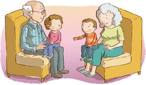 Grandparents Grandparent Clip Art Image #22153