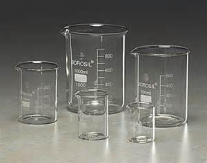 Glass Beaker Sizes