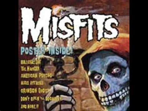 The Misfits - American Psycho - YouTube