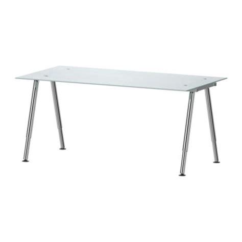 bureau ikea galant ikea galant desk black