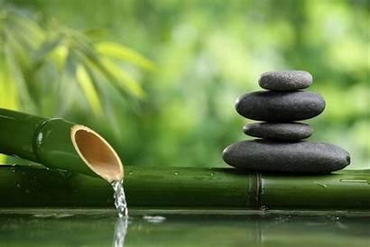 Zen Wallpapers Relaxing Como Wallpapersafari Stones Pantalla
