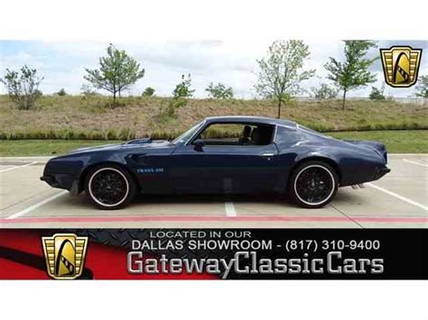 1974 Pontiac Firebird by 1974 Pontiac Firebird For Sale On Classiccars 22