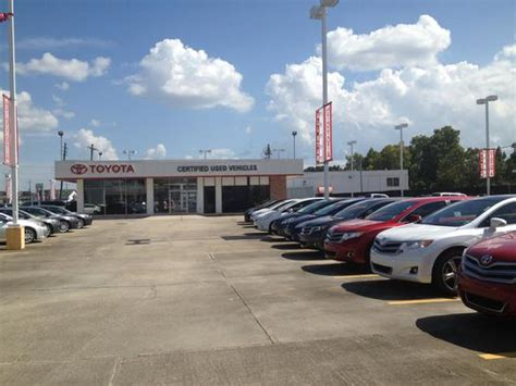 star toyota baton rouge la  car dealership