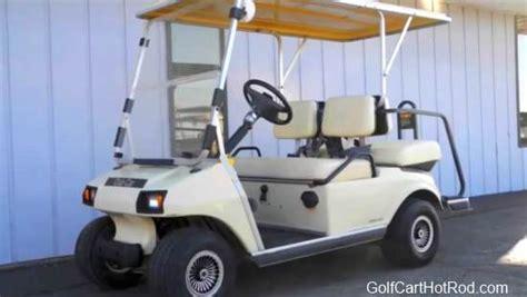 Club Car Volt Wiring Diagram For Non Glide Carts