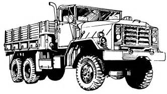 Military Truck Clip Art Free