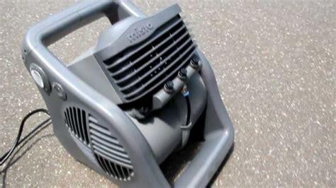 review lasko misto outdoor misting fan