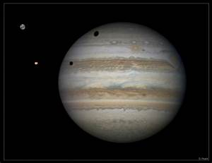 APOD: 2013 February 15 - Shadows Across Jupiter