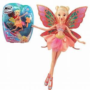 Winx Club - Enchantix Fairy Doll - Fairy Stella eBay