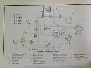 1976 450slc Vacuum Issues