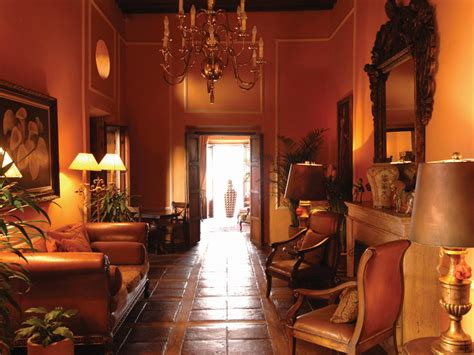Interior Mexico by Best Hotels In Mexico National Geographic Traveler