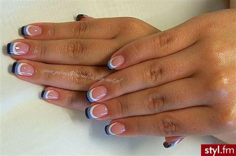 wiosenna zabawa french manicure wasze najlepsze propozycje