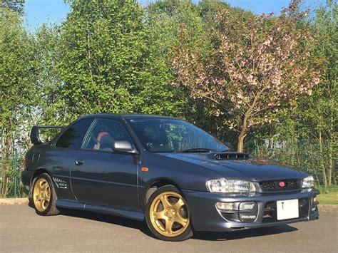 Check Out This Classic Turbo. 1999 Subaru Impreza 2.0 Wrx