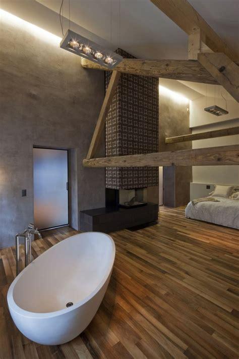 salle de bain dans chambre à coucher salle de bain dans chambre une tendance élégante et pratique